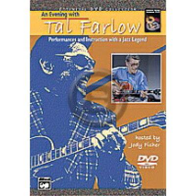 DVD タル・ファーロウ アン・イブニング・ウィズ・タル・ファーロウ An Evening with Tal Farlow 輸入DVD