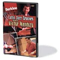 DVD ビクター・メンドーサ ラテン・ジャズのグルーヴ Victor Mendoza - Latin Jazz Grooves 輸入DVD