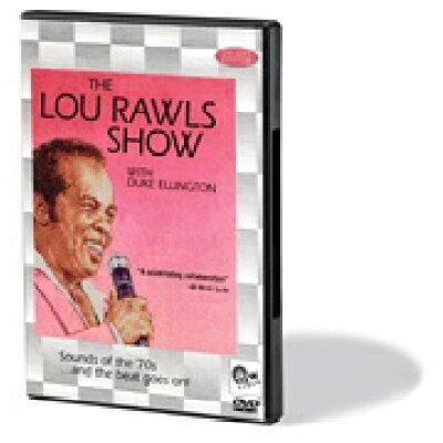 DVD ルー・ロウルズ・ショー・ウィズ・デューク・エリントン Lou Rawls Show with Duke Ellington,The 輸入DVD