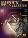 楽譜 ヴァイオリンで奏でるロッククラッシック曲集 CD付き Rock Classics 輸入楽譜