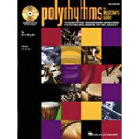 楽譜 ピーター・マガディーニ ミュージシャン・ガイド CD付き Peter Magadini/Polyrhythms - The Musician's Guide 輸入楽譜
