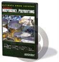 DVD ドラムセットの上級テクニック - 自立性とポリリズム Advanced Independence and Polyrhythms 輸入DVD