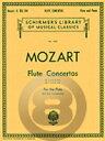 楽譜 モーツァルト フルート協奏曲第1番と第2番 Concerto No. 1 in G Major, K. 313/Concerto No. 2 in D Major, K. 314 輸入楽譜
