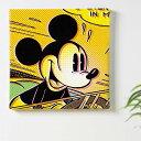 (アートデリ) ディズニー インテリア用アートパネル ミッキー ファブリックパネル (dsn-0020)