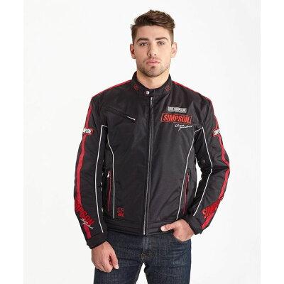SIMPSON シンプソン ライディングジャケット NSW-1904 Urban Racing Jacket アーバン レーシングジャケット サイズ:LW