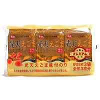 韓国のりジャパン 光天えごま味付のり 3袋