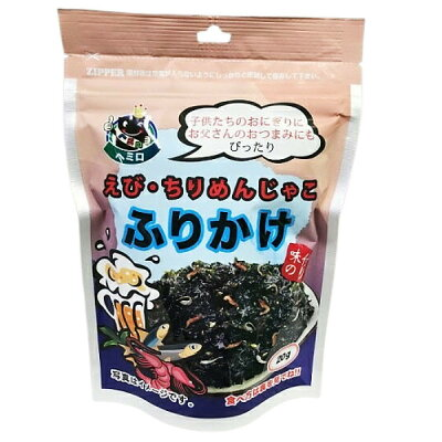 韓国のりジャパン えび ちりめんじゃこふりかけ 味付のり 20g
