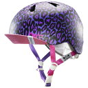 BERN幼児用ヘルメット NINA サテンパープル/48.0~51.5cm VJGPLV11 VJGPLV11
