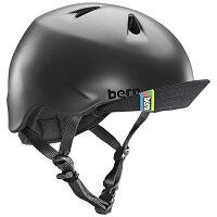 子供用 ヘルメット XSサイズ/Sサイズ 48~51.5cm マットブラック バイザー