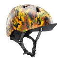 BERN 子供用ヘルメット bern/NINO ALL SEASON S-M:51.5~54.5cm/MT CAMO 推奨年齢3-6歳