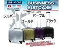 SIS/エスアイエス C-003-GD 18inch スーツケース ゴールド