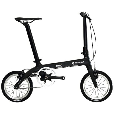 RENAULTルノー Carbon6 14インチ カーボンフレーム 折りたたみ自転車 6.7kg カーボン6 C140