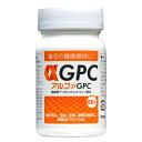 αGPC (アルファGPC) 60粒 高純度グリセロホスホコリン配合