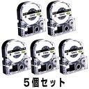 日本ナインスター テプラPRO互換テープカートリッジ 12mm