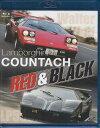 Lamborghini COUNTACH RED & BLACK/Blu-ray Disc/LPSB-10