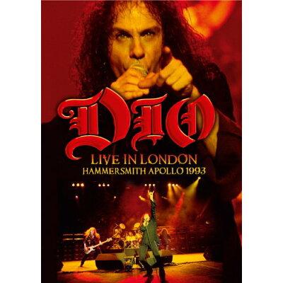 ディオ~ライヴ・イン・ロンドン ハマースミス・アポロ 1993【DVD】/DVD/VQBD-10175