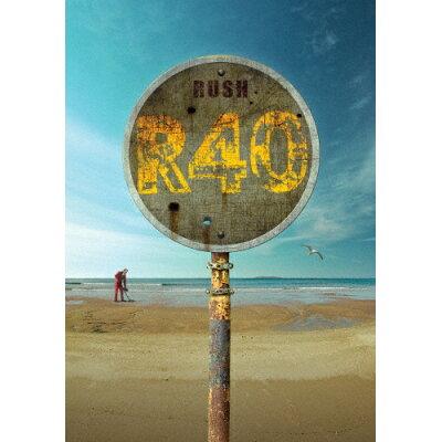 R40~ラッシュ40周年記念DVD11枚組ハードカバー56Pブック仕様コレクターズ・エディション【数量限定生産500セット】/DVD/VQBD-10221