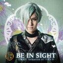 BE IN SIGHT(プレス限定盤F)/CDシングル(12cm)/EMPC-0075