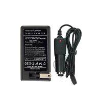 CANON LP-E12 バッテリーと互換急速充電器   カーチャージャー付属 EOS M /Kiss X7