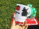 アメリカン ミルキースタッキングマグ MAT BOB ダイナー風 プラマグカップ