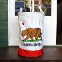 アメリカン FLEXIBLE BAG フレキシブルバッグ L カリフォルニア CALIFORNIA REPUBLIC