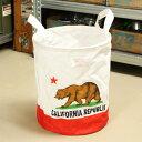 CALIFORNIA REPUBLIC カリフォルニアリパブリック フレキシブルバッグ Sサイズ