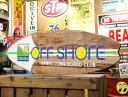 アメリカンヴィンテージサインボードオフショア SHOREHAWAII木製アメリカ看板ボードBARインテリアアメリカUSA