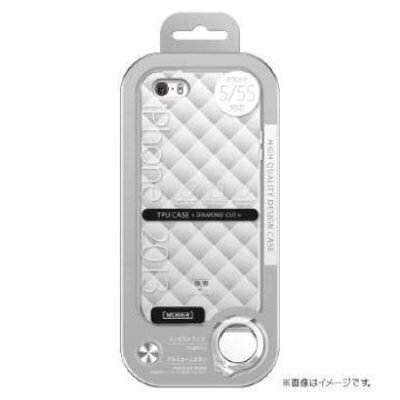 MOBIER iPhone 5/5S TPUケース MB-IP5STDCL