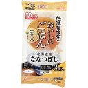 アイリスフーズ 低温製法米のおいしいパックごはん 北海道ななつぼし 180gX3