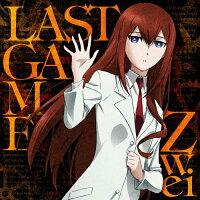 LAST GAME/CDシングル(12cm)/USSW-0093