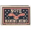 日本製墨書遊 マミム.メモ アメリカンビンテージ 022 SMN-0180-022