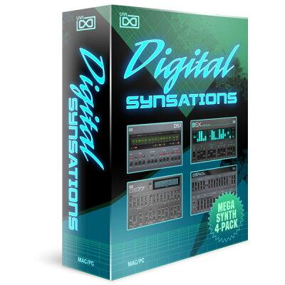 Digital Synsations -シンセ音源
