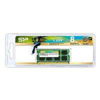 SP008GLSTU160N02JB シリコンパワー PC3L-12800 DDR3L-1600 204pin DDR3 SDRAM S.O.DIMM 8GB SP008GLSTU160N02JB