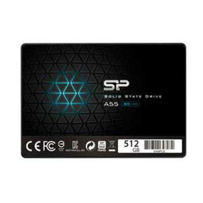 SILICON POWER SSD  SPJ512GBSS3A55B