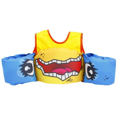 BODY GLOVE KIDS 子供用水中ベスト - Paddle Pale Child Swim Vest MONSTRA ボディーグローブ