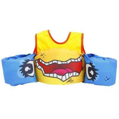 BODY GLOVE KIDS 子供用水中ベスト - Paddle Pale Child Swim Vest MONSTRA ボディーグローブ