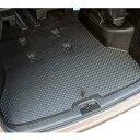 YMT C26系セレナ ラバー製ラゲッジマット ブラック