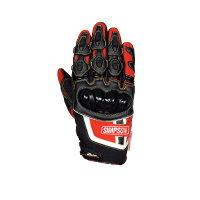 SIMPSON シンプソン ウインターグローブ SG-6173 Fleece Gloves フリースグローブ サイズ:M