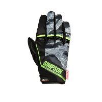 SIMPSON シンプソン ウインターグローブ SG-6175 Nylon Gloves ナイロングローブ サイズ:L