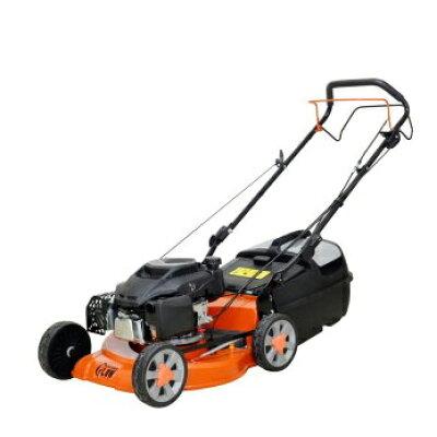 プラウ エンジン式 自走芝刈り機 ph-gc480 刈幅