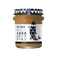 アヲハタ BF 塗るテリーヌ北海道産スモークサーモン 73g