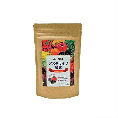 アジアンエクスプレス アスタライブ 酵素スムージー フルーツミックスベリー味