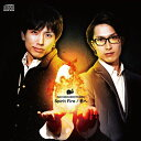 Spirit Fire/君へ/CDシングル(12cm)/FHM-001