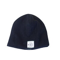 by One Control Beanie Black RASEN ニット帽