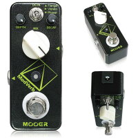 Mooer ModVerb モジュレーション ギターエフェクター