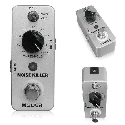 Mooer Noise Killer ノイズリダクション エフェクター