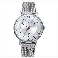 ADEXE 2043B-05 ユニセックス 腕時計 PETITE プチ 33mm シルバー