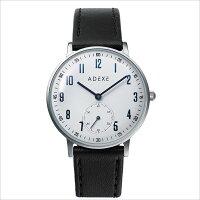 ADEXE 2043C-02 ユニセックス 腕時計 PETITE プチ 33mm シルバー ブラック