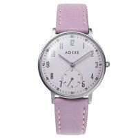 ADEXE 2043C-04 ユニセックス 腕時計 PETITE プチ 33mm シルバー ライトパープル ピンクパープル