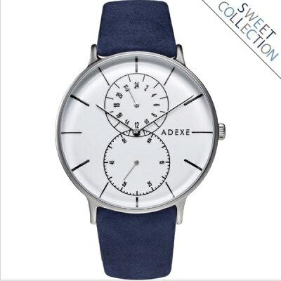 ADEXE アデクス 1868D-02-JP17DC1 ユニセックス 腕時計 GRANDE グランデ 41mm